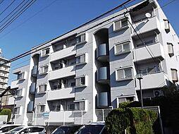 埼玉県さいたま市中央区新中里4丁目の賃貸マンションの外観