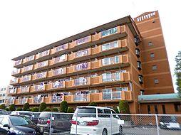 大阪府富田林市川面町2丁目の賃貸マンションの外観