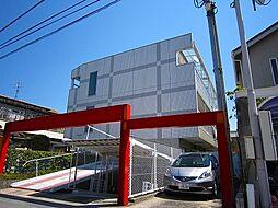 長井マンション[202号室]の外観