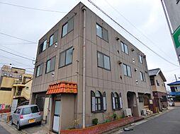 千葉県船橋市三山2丁目の賃貸マンションの外観