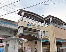 あおなみ線「荒子川公園」駅