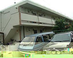 サンヴィエ−ル長岡[1階]の外観
