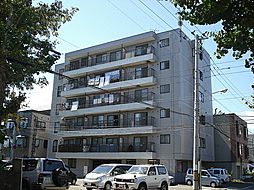 北海道札幌市東区北四十二条東16丁目の賃貸マンションの外観