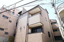 JR総武線 東中野駅 徒歩7分の賃貸アパート