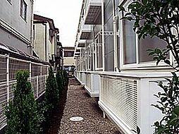 レオパレスサニープレイス[2階]の外観