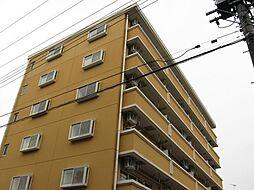 栃木県宇都宮市元今泉5丁目の賃貸マンションの外観