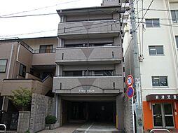 タウンコート(TownCourt)[4階]の外観