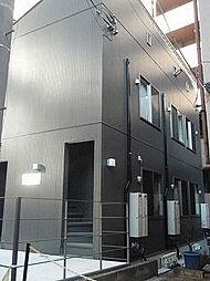 神奈川県横浜市神奈川区台町の賃貸アパートの外観