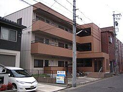 愛知県名古屋市中川区柳島町2丁目の賃貸マンションの外観