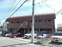 兵庫県宝塚市川面1丁目の賃貸アパートの外観