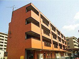神奈川県横浜市緑区青砥町の賃貸マンションの外観