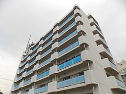 西青木第二マンション[2階]の外観