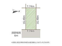 ニュータウン勝浦の土地38坪