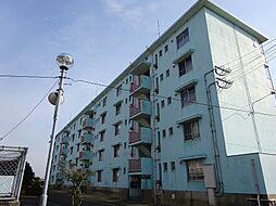 ビレッジハウス城島 1号棟[202号室]の外観