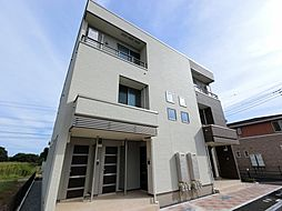JR成田線 成田駅 バス19分 富里小学校下車 徒歩1分の賃貸アパート