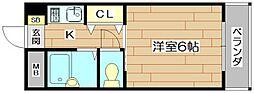 シロハイヌ[2階]の間取り