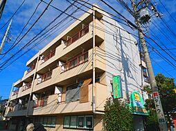 埼玉県蕨市中央6丁目の賃貸マンションの外観