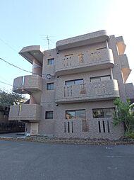 鹿児島県鹿児島市桜ヶ丘2丁目の賃貸マンションの外観