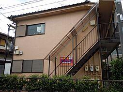 上石神井カラタハイツ[101号室]の外観