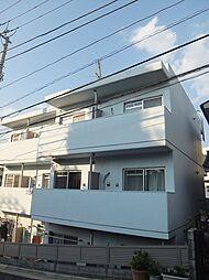 TOP・東寺尾第1[1階]の外観
