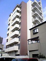 兵庫県西宮市染殿町の賃貸マンションの外観