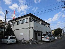 市川荘[201号室]の外観