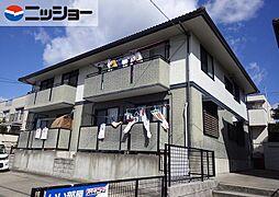 メルベーユ春木台 B棟[2階]の外観