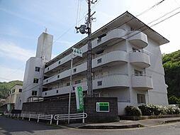 シャトー立田川[3階]の外観