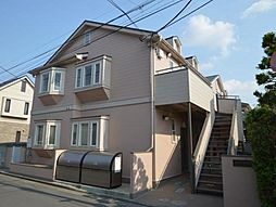 埼玉県さいたま市中央区大戸5丁目の賃貸アパートの外観