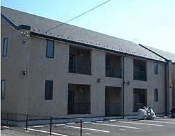 コンパートメントWクエストII[2階]の外観