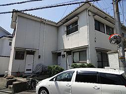 愛媛県松山市和泉南3丁目の賃貸アパートの外観