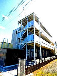 埼玉県川口市大字伊刈の賃貸マンションの外観