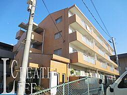 埼玉県さいたま市桜区西堀4丁目の賃貸マンションの外観
