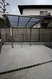 プラージュ上富野[2階]の外観