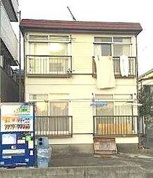 千葉県松戸市栄町5丁目の賃貸アパートの外観