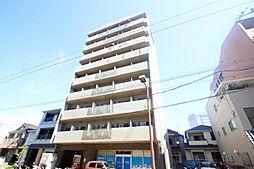 広島県広島市南区宇品海岸1丁目の賃貸マンションの外観