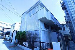 神奈川県平塚市代官町の賃貸アパートの外観