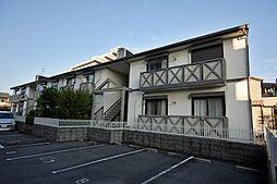 ハイツボナール[1階]の外観