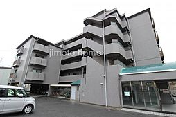 三杉プチシャトー[3階]の外観