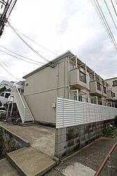 兵庫県神戸市灘区篠原中町2丁目の賃貸アパートの外観