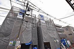 フジパレス横堤Ⅰ番館[1階]の外観