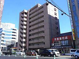 福岡県北九州市八幡西区黒崎3丁目の賃貸マンションの外観