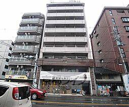 京都府京都市上京区油小路通今出川上る飛鳥井町の賃貸マンションの外観