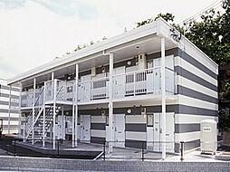 兵庫県姫路市御立東6丁目の賃貸アパートの外観