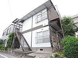 中島荘[2階]の外観