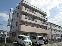 埼玉県上尾市愛宕2丁目の賃貸アパートの外観