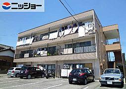 サニーヒル新栄[1階]の外観