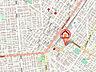 地図,2LDK,面積56.91m2,賃料6.0万円,JR石北本線 北見駅 徒歩6分,バス 北見バス風の子公園下車 徒歩1分,北海道北見市南仲町2丁目2番22号