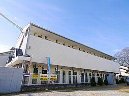奈良県天理市嘉幡町の賃貸アパートの外観
