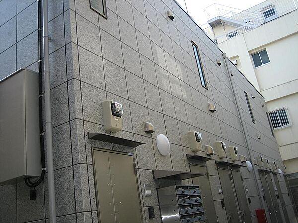 クレスト駒込II[1階]の外観
